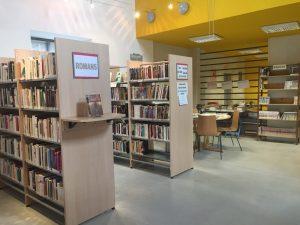 Bibliothèque de Chiré-en-Montreuil