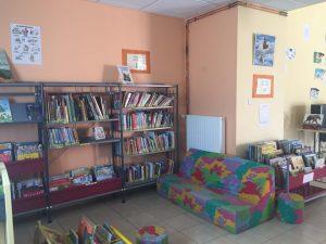 Bibliothèque de Maillé
