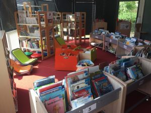 Bibliothèque de Quinçay