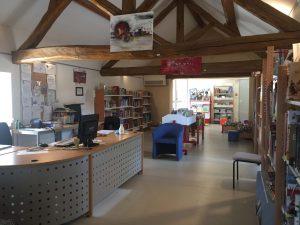 Bibliothèque de Saint-Martin-la-Pallu (Vendeuvre-du-Poitou)